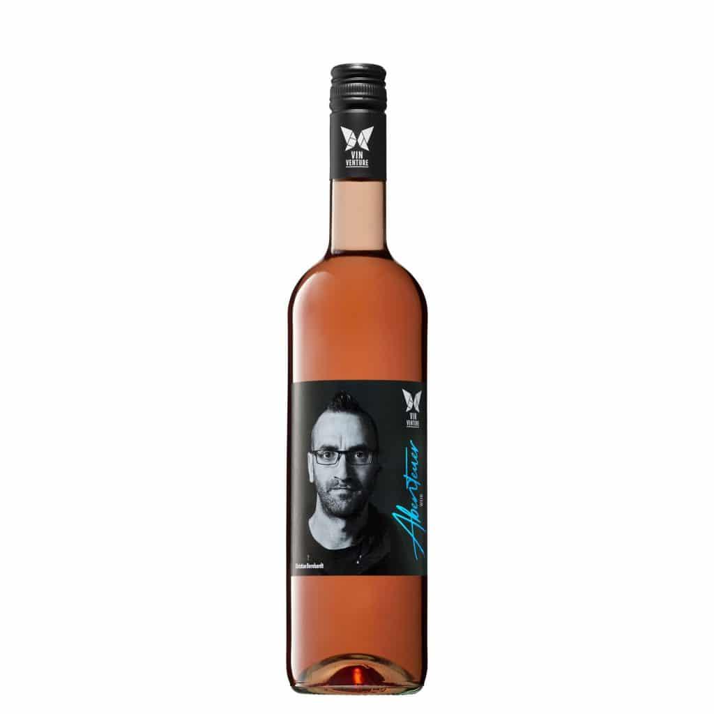 Christian Bernhardt Cuvée rosé Bloody Rosé