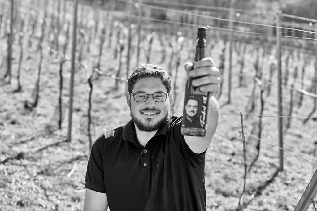 Online-Weinprobe Tom Benz Winzer Minheim Mosel Weinprobe