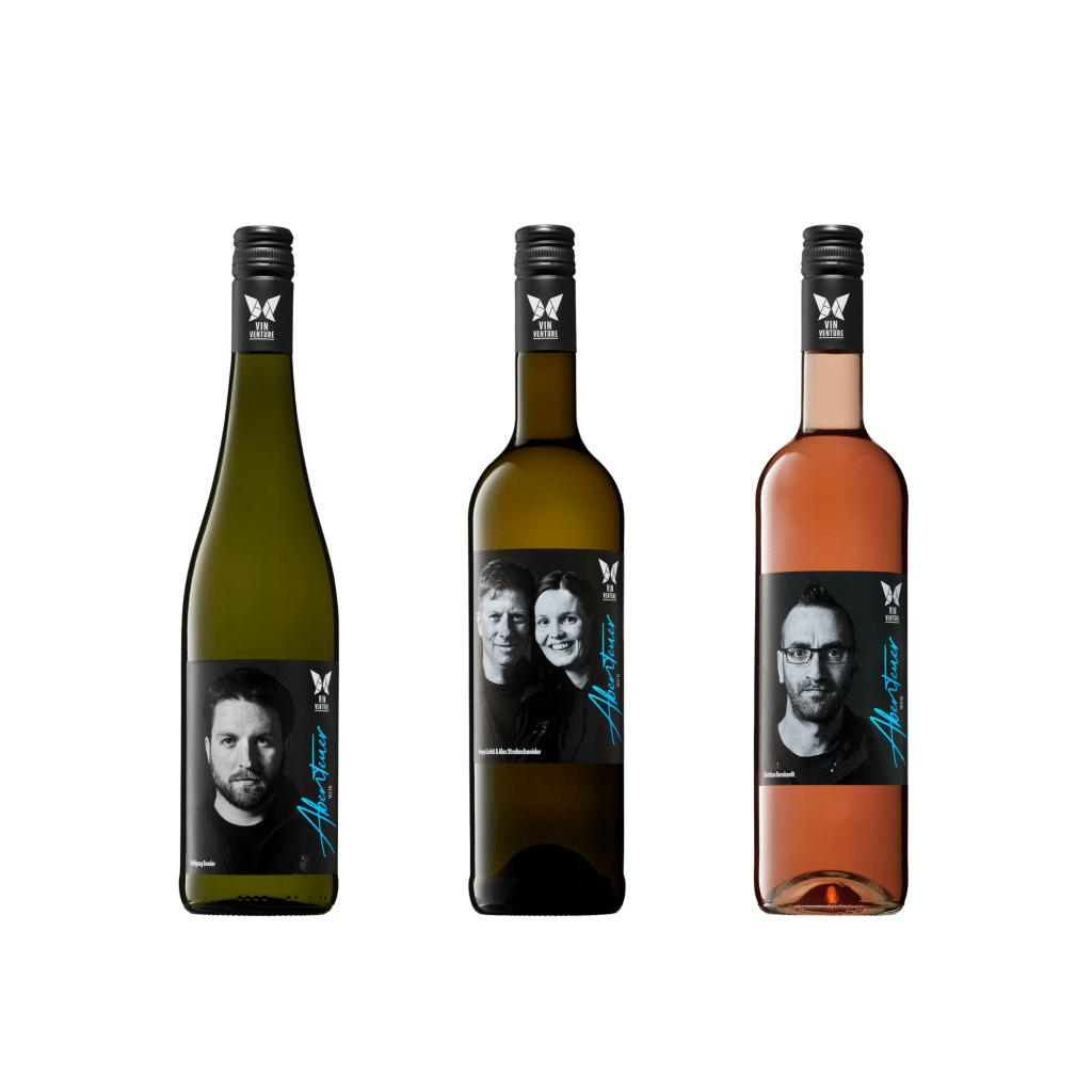 Kräftige Tropfen Weinpaket