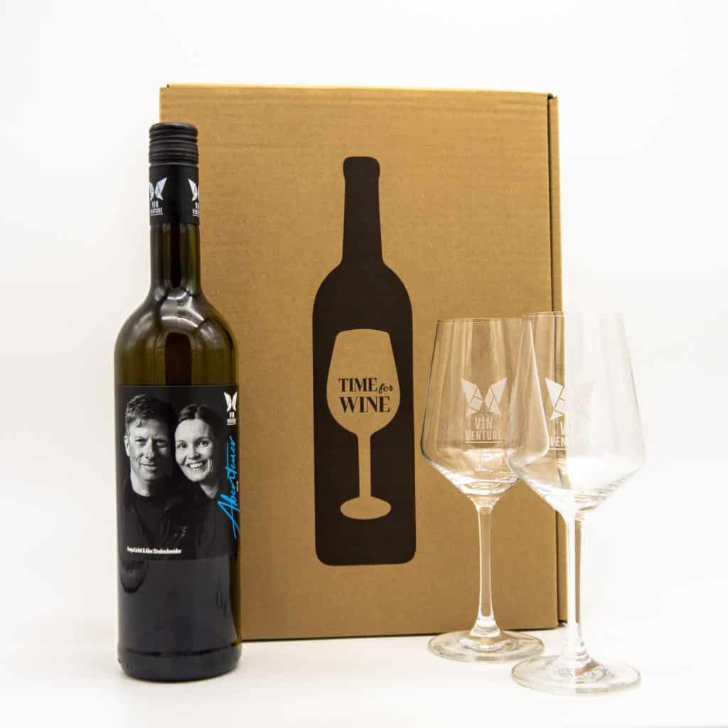 Weingeschenk Wein-Entdeckungsjahr