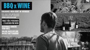 Event im Weinberg BBQ x WINE