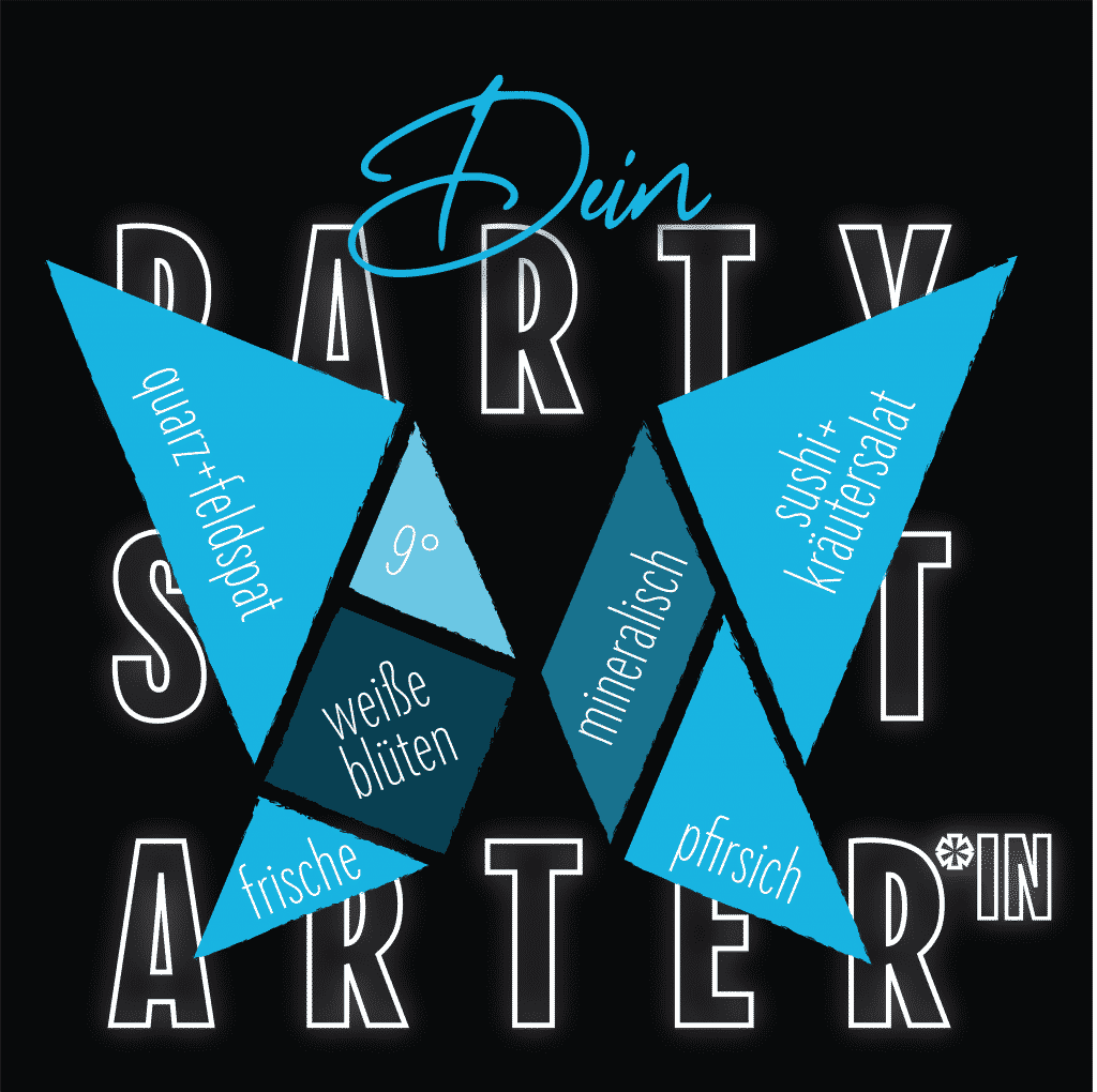 Partystarter *in Riesling