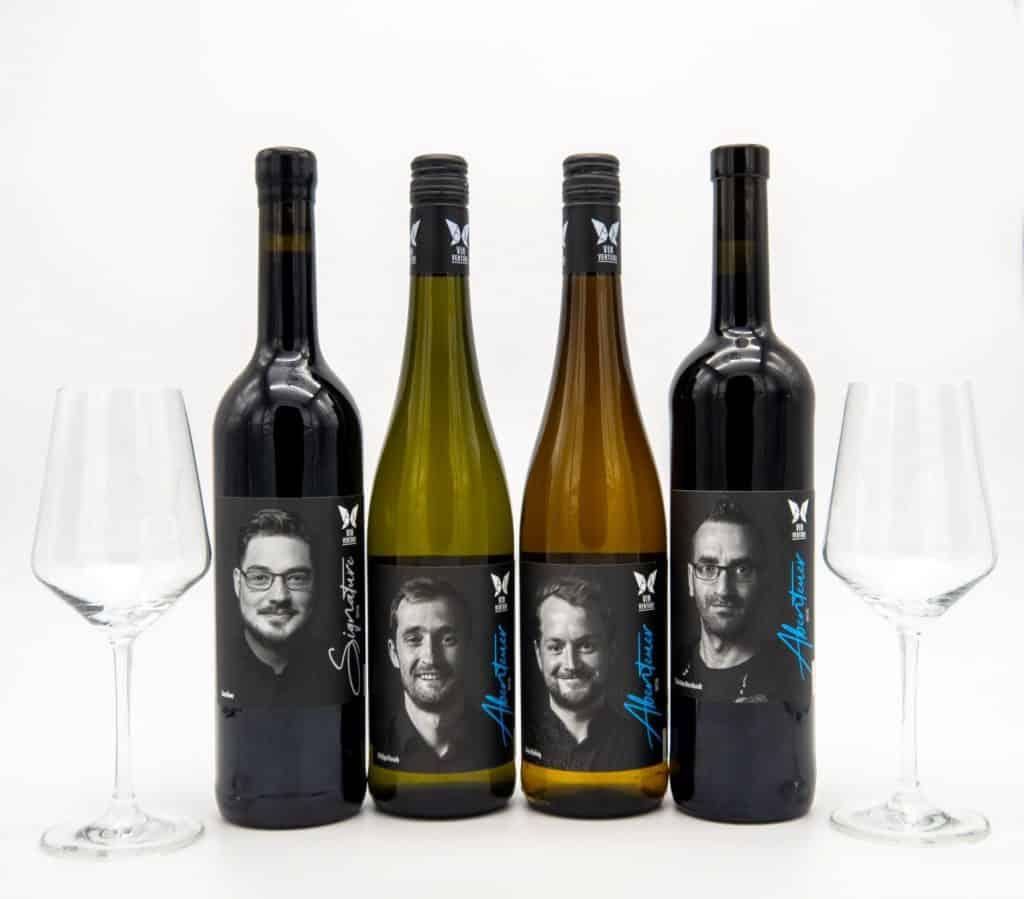 Weintour verschiedene Anbaugebiete